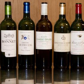 Hvit, tørr Bordeaux