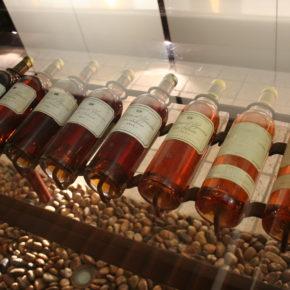 Årgangsvurderinger av Sauternes 1945-2000