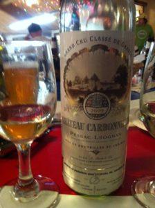 2009 Ch. Carbonnieux