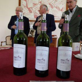 Se bildene fra Bordeaux-turen